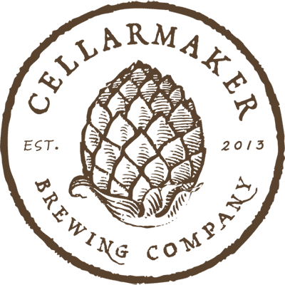 Cellarmaker Brewing Company Circle Logo
