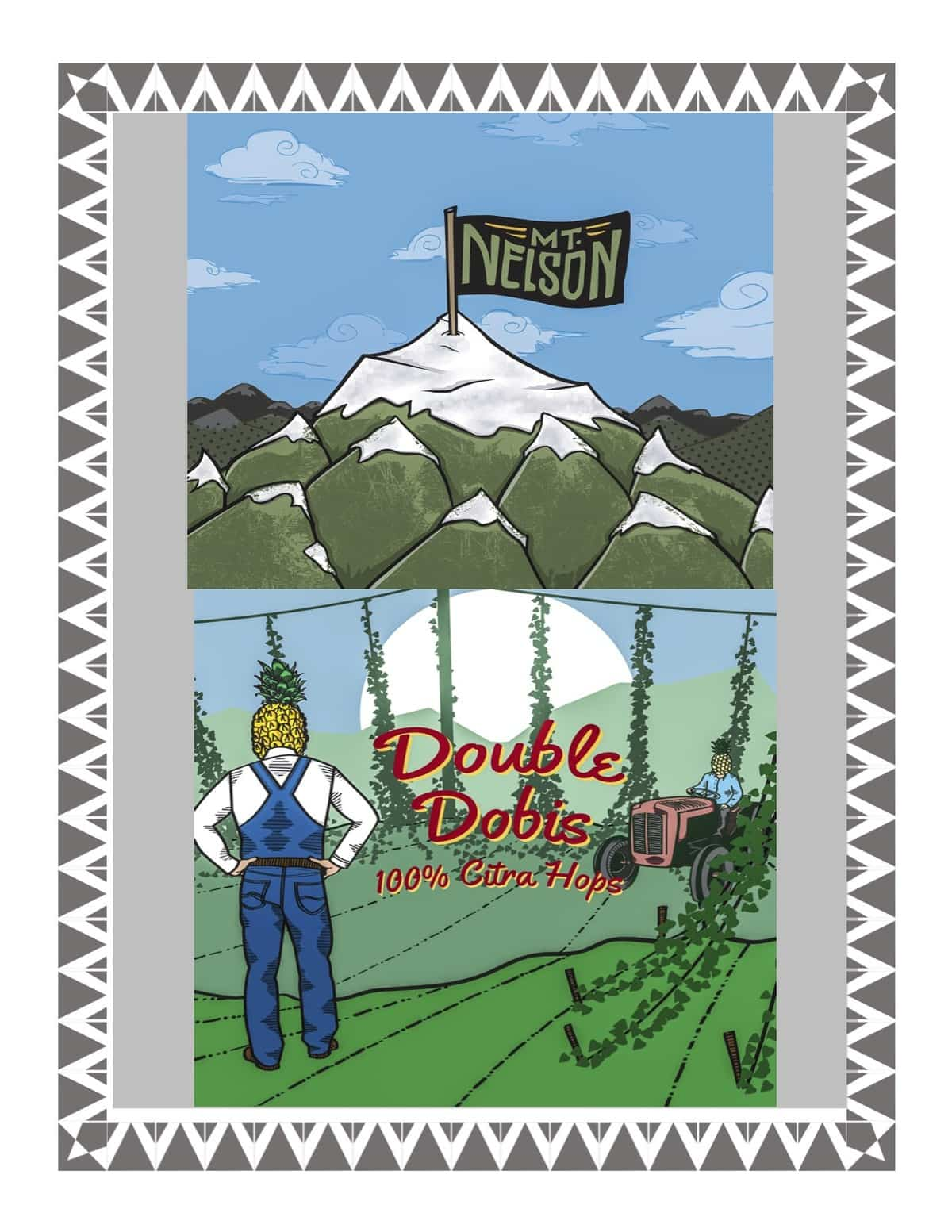 Mt. Nelson & Double Dobis Cans ~ Sold Out