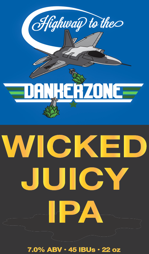 Highway To The Danker Zone & Wicked Juicy Cans ~ Sold Out
