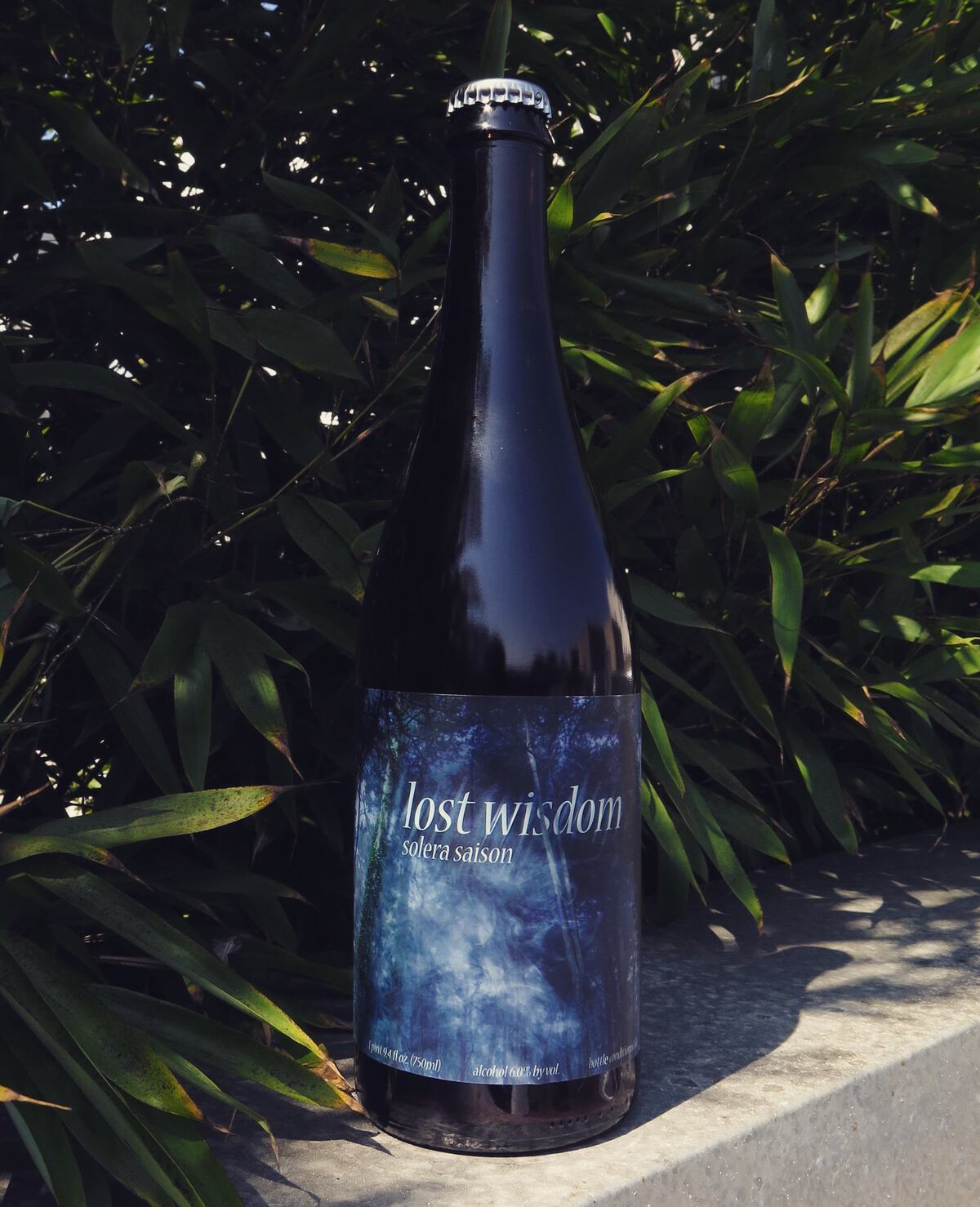 Lost Wisdom Batch 4 Bottles ~ Sold Out