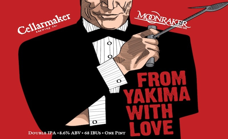 Moonage Daydream & From Yakima With Love Cans ~ Sold Out