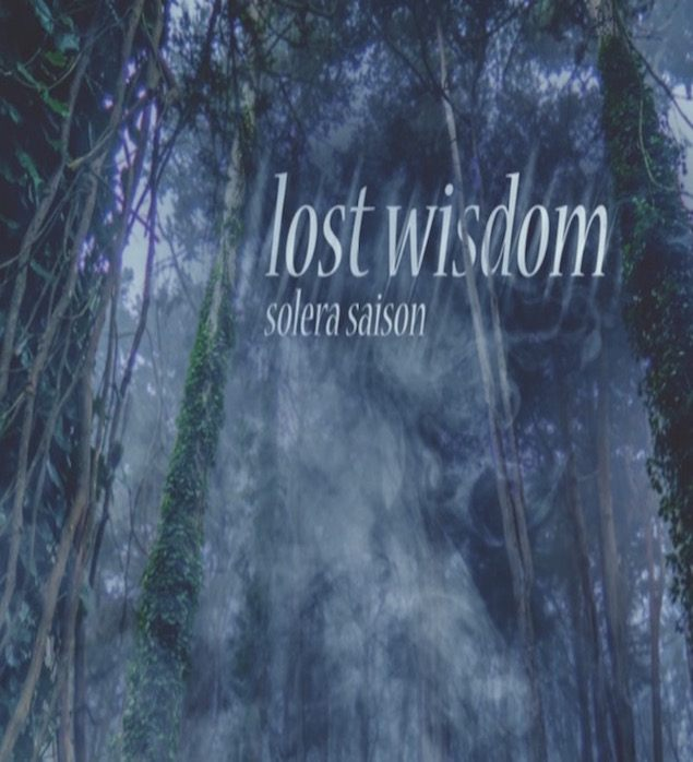 Lost Wisdom Batch 5 Bottles ~ Sold Out