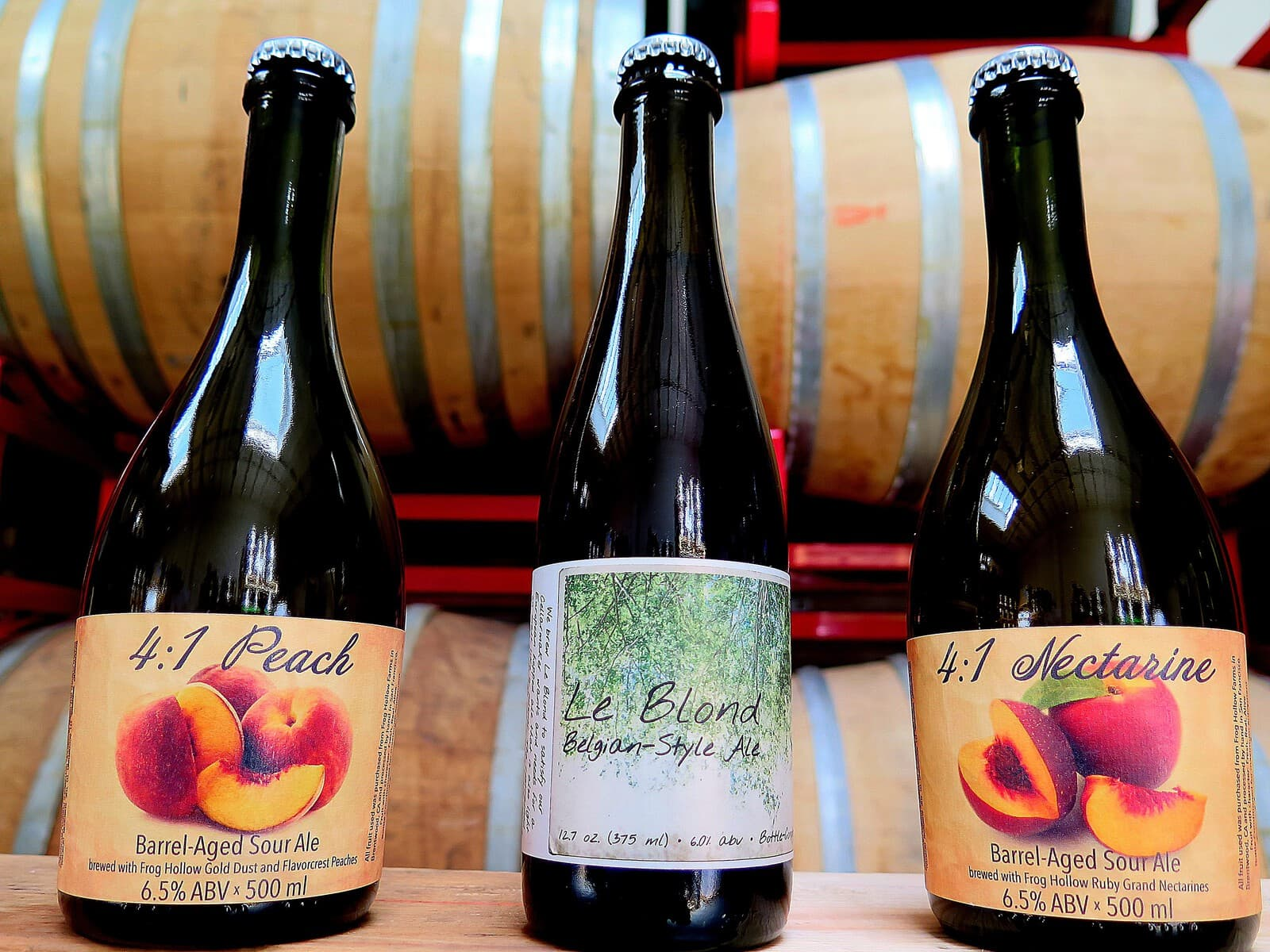 Le Blond & 4:1 Bottles ~ Sold Out