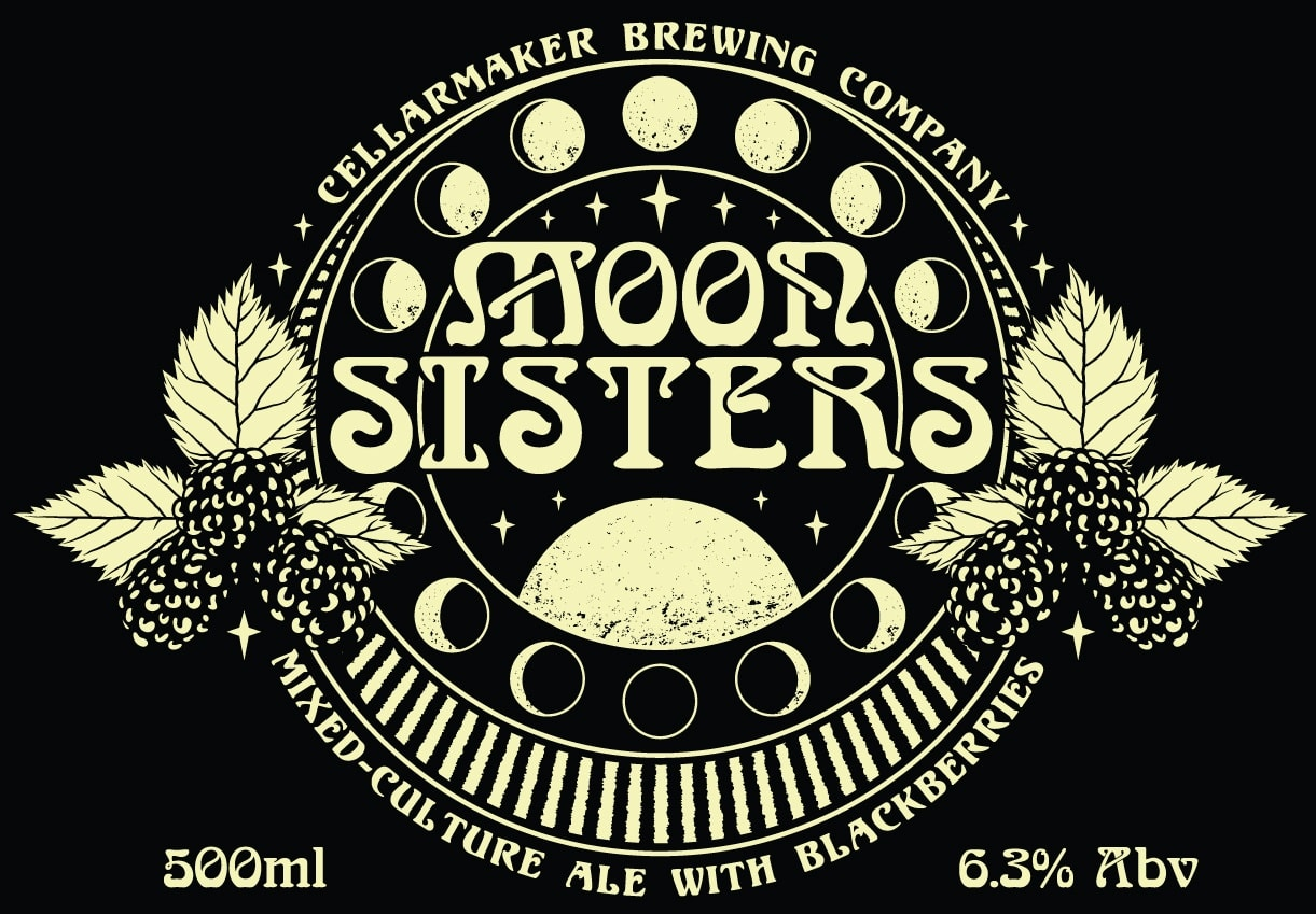 Moon Sisters Bottles ~ Sold Out