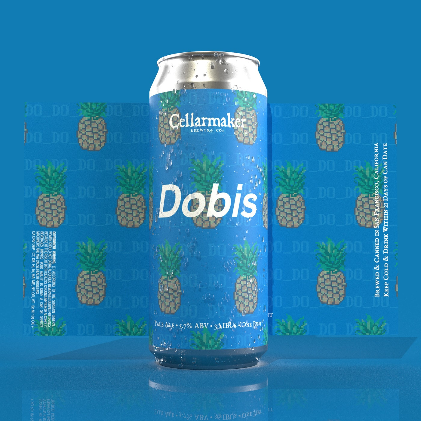 """Permanent Daylight"", ""Mo' Galaxy"" & ""Dobis"" Cans ~ SOLD OUT"