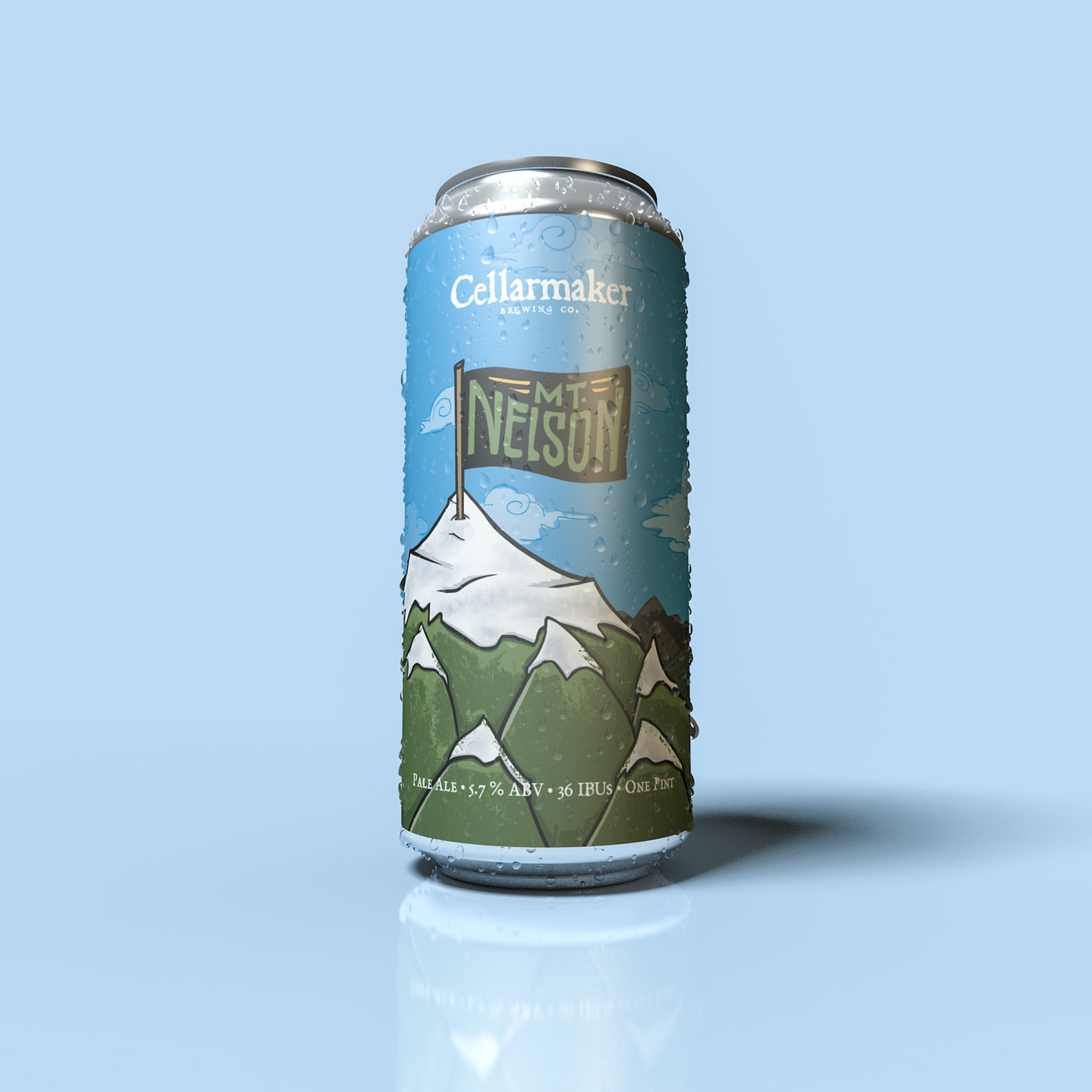 """""""Mo' Citra"""" IPA & """"Mt. Nelson"""" Pale Ale ~ SOLD OUT"""