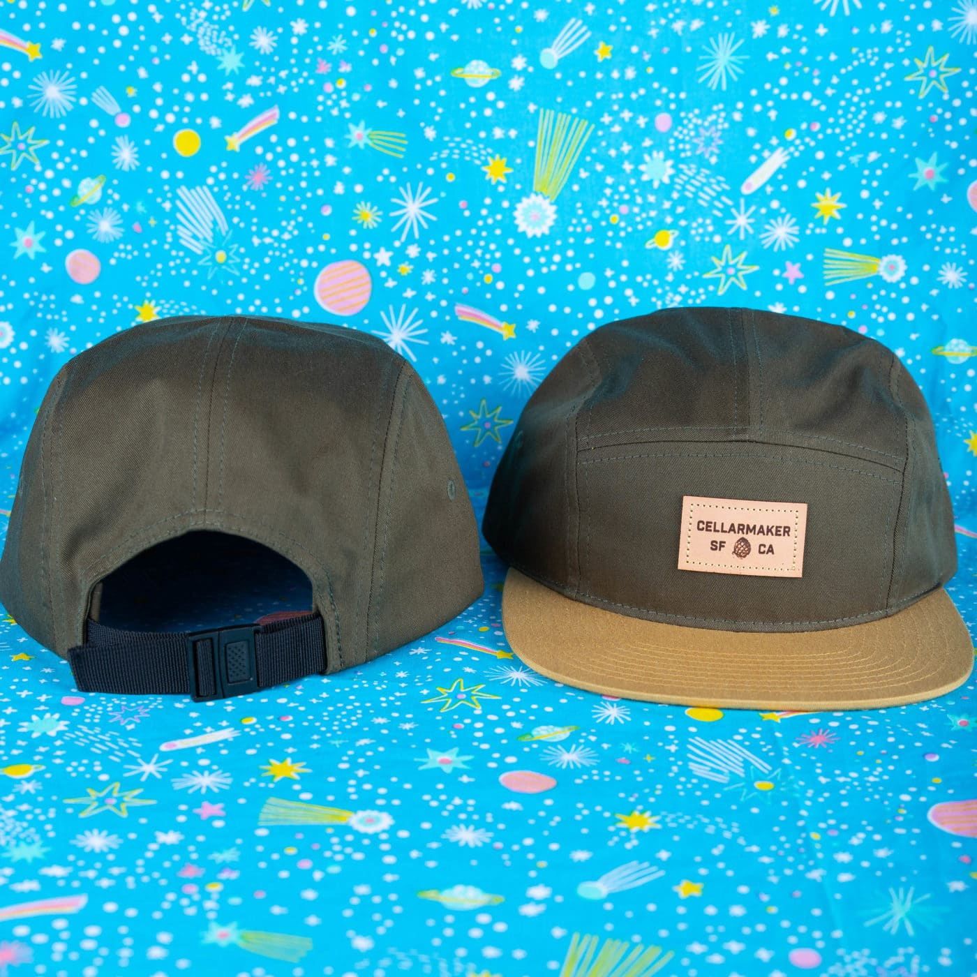 Earth Tones Hat