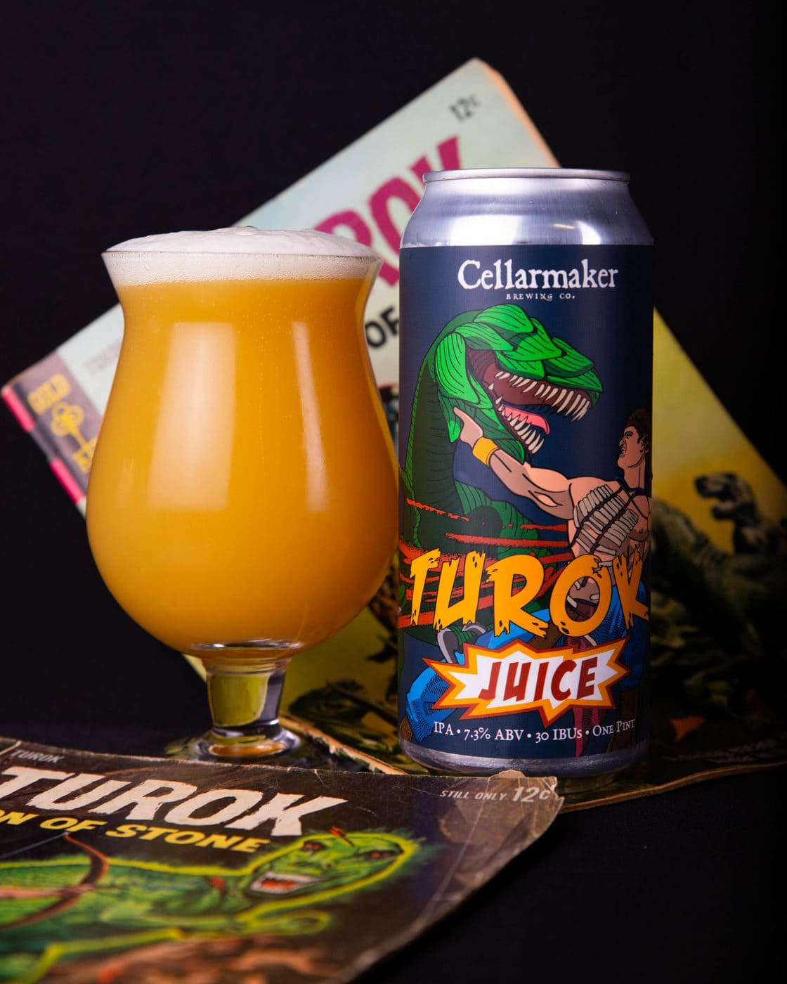 DDH TUROK JUICE CANS ~ Presale ~ Shipping Out Wednesday 9/9 Or Picking Up At CHOP Tuesday 9/8