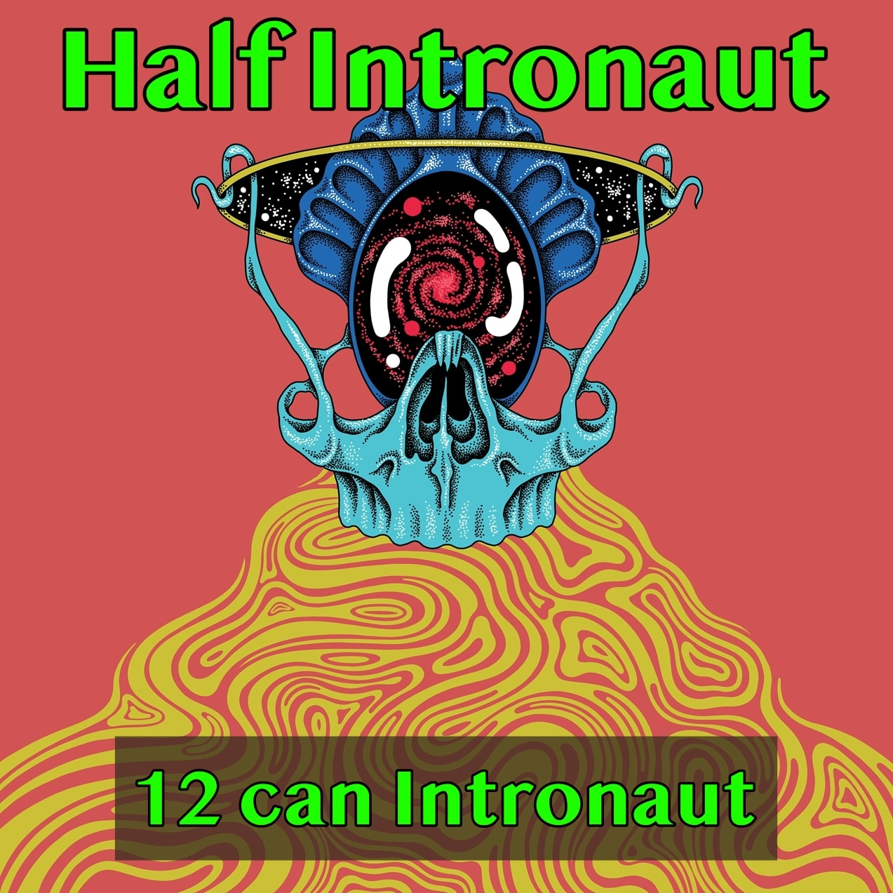 "I LOVE PALE ALE  HALF CASE~ 12 ""Intronaut"" Pale Ale ~ Collab With TIRED HANDS… SHIPPING Out On WEDNESDAY 9/23 For NEXT DAY Delivery*"
