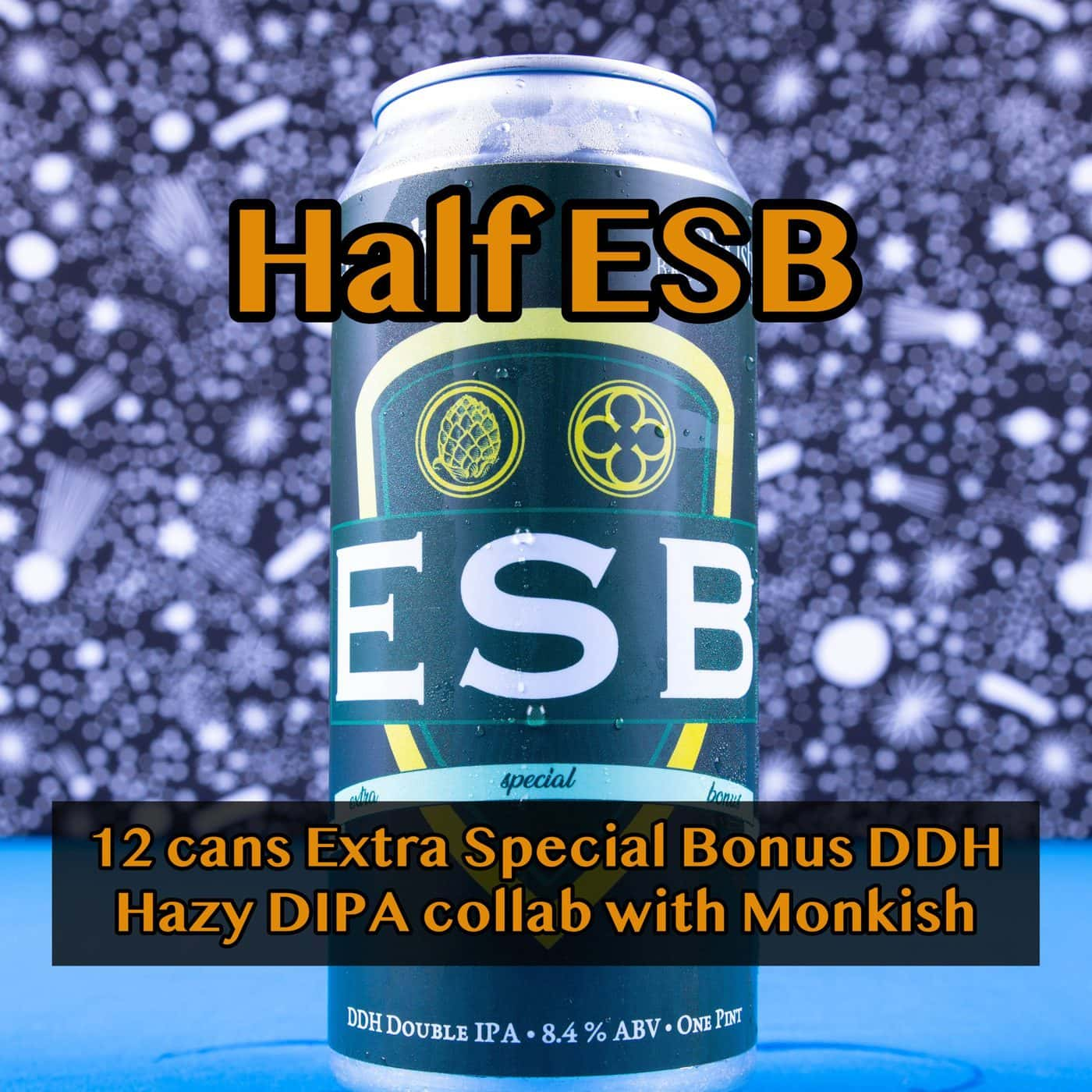 HALF CASE 12 CANS Extra Special Bonus DDH DIPA… SHIPPING Out On WEDNESDAY 12/2 For NEXT DAY Delivery*