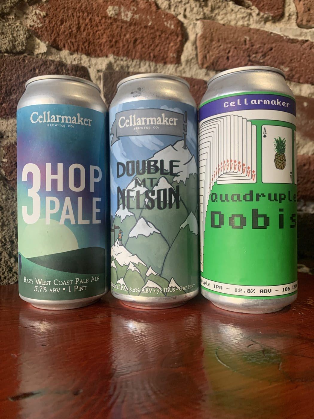 Mix And Match – 12 Cans (3 X 4 Packs) – HALF CASE – Shipping Out ASAP*